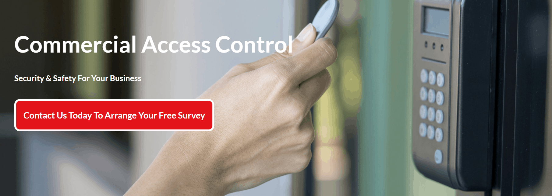 Commercial Access Control for Mobile