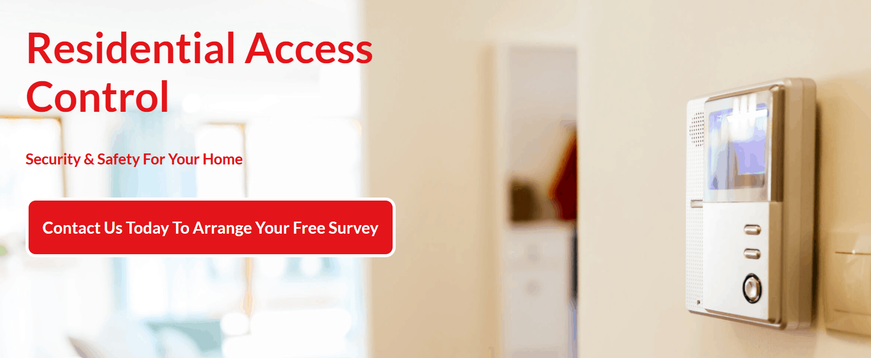 Residential Access Control for Mobile